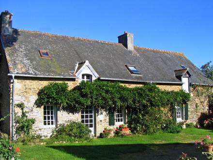 Dům k pronajmutí v Bretani - Francie