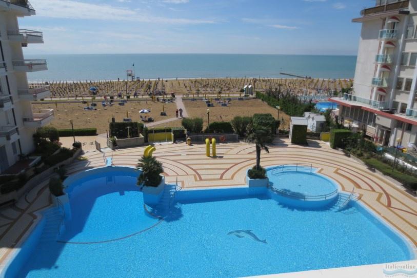 Itálie apartmány u moře levně