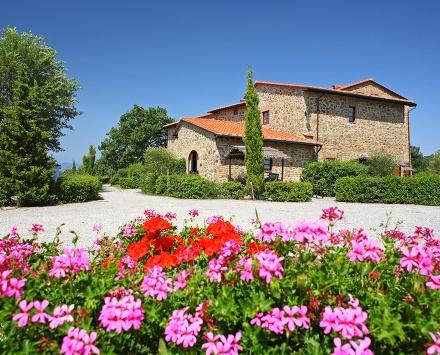 Dům k pronajmutí v Toskánsku v Itálii